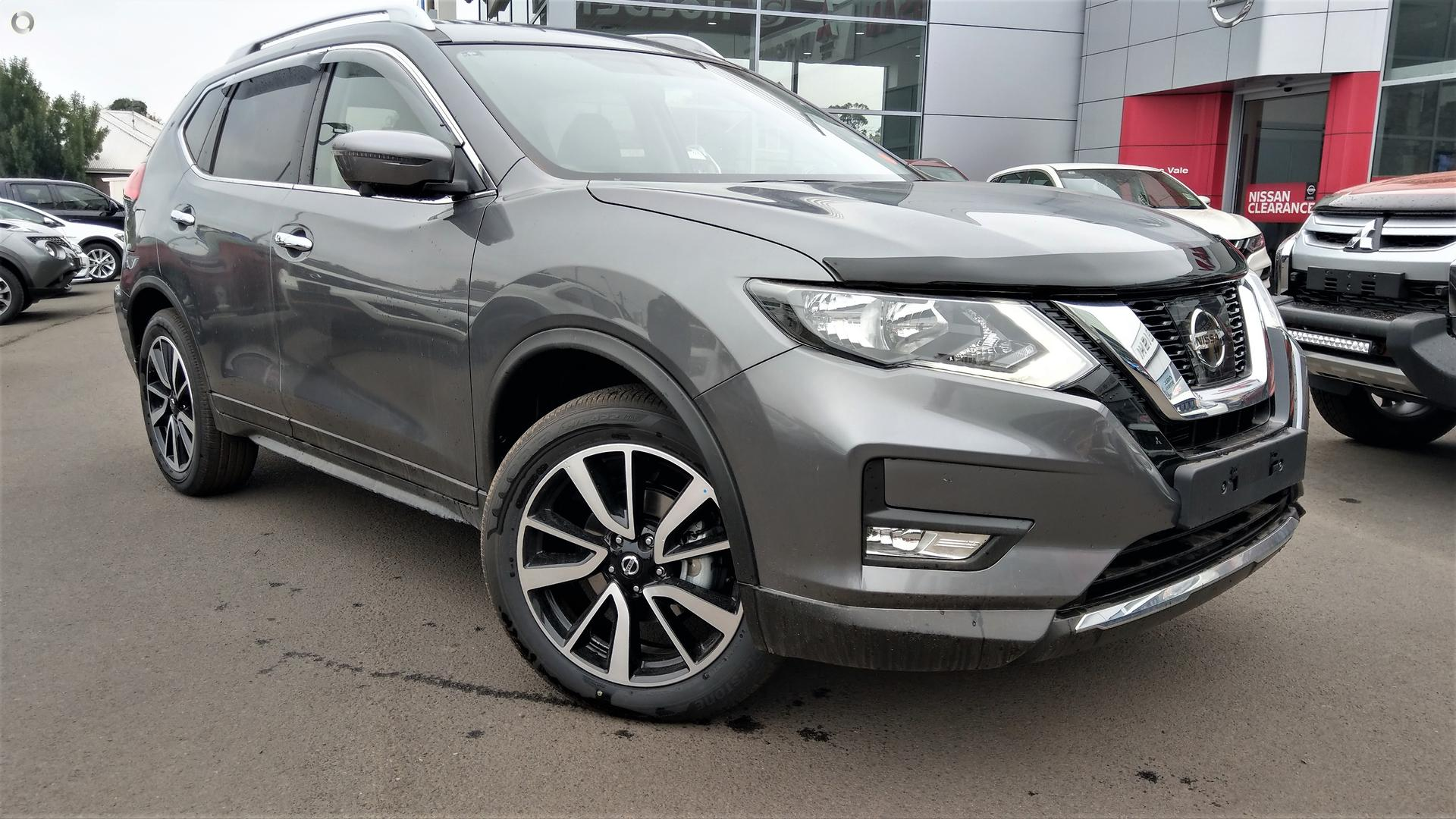 2019 Nissan X-trail N-TREK T32 Series II