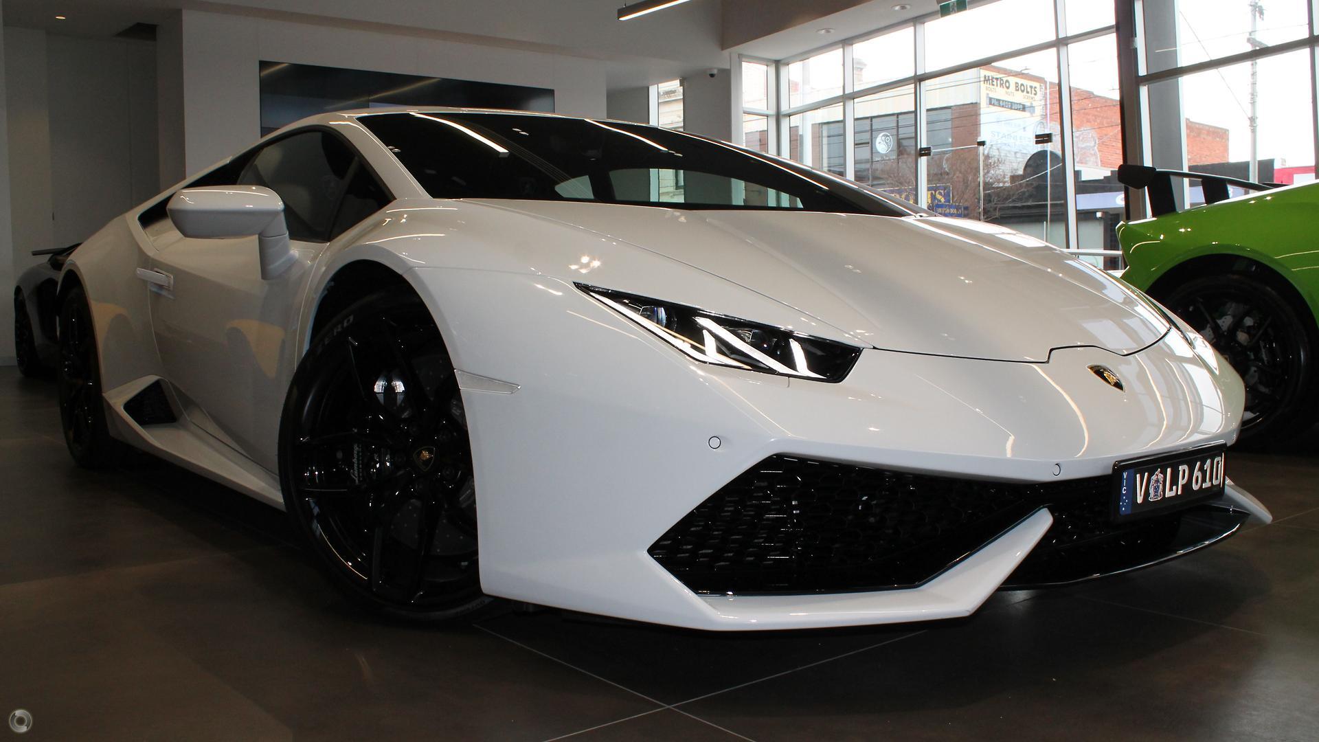 2018 Lamborghini Huracan 724