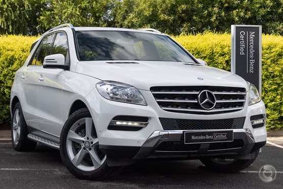 2014 Mercedes-Benz ML 250 BLUETEC