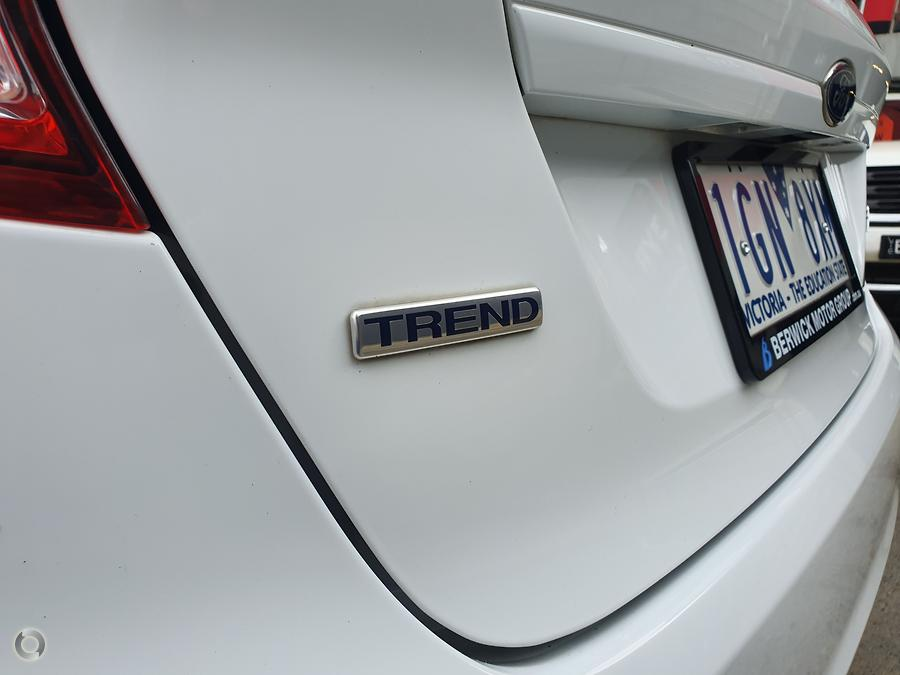 2015 Ford Fiesta Trend WZ