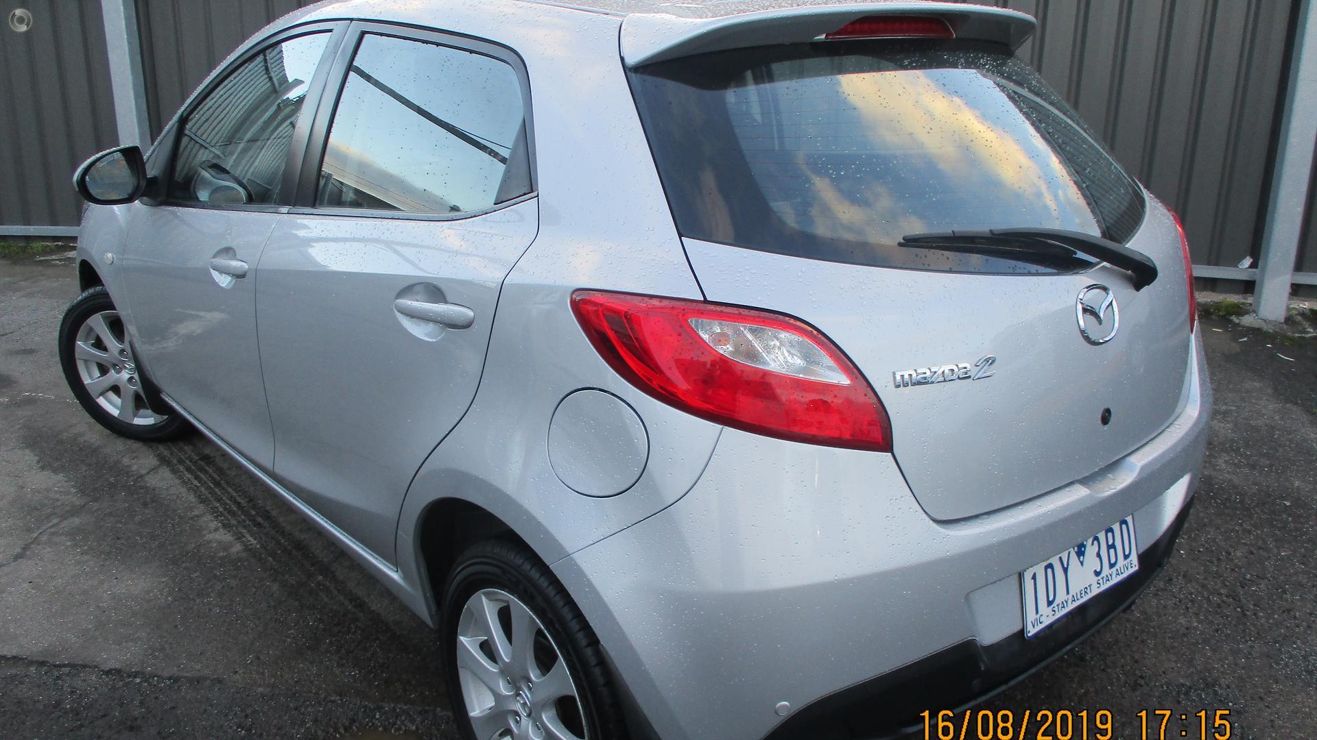 2010 Mazda 2 Maxx DE Series 1