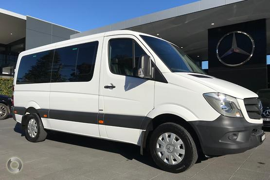 2016 Mercedes-Benz <br>SPRINTER
