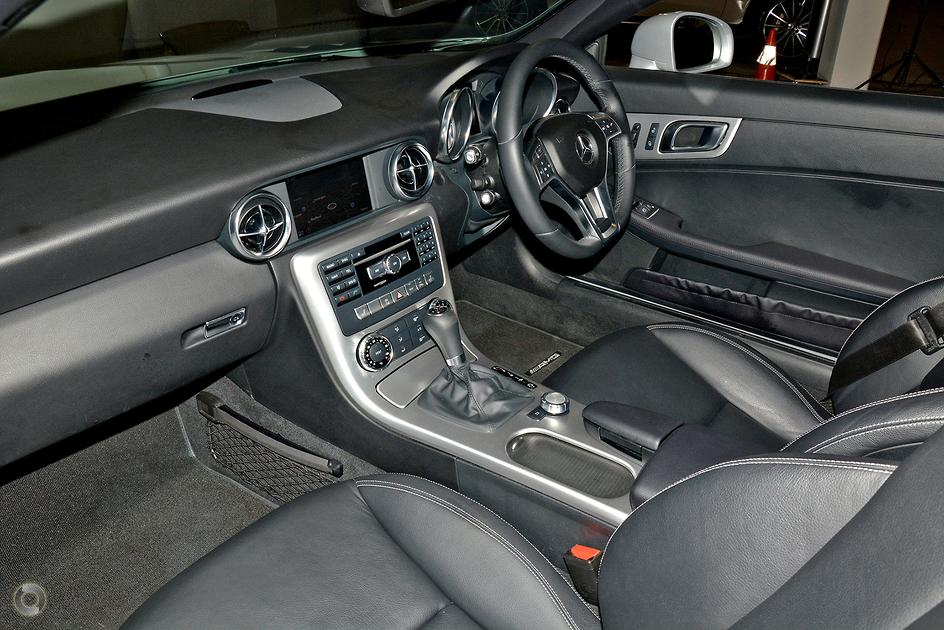 2013 Mercedes-Benz SLK 250 Roadster