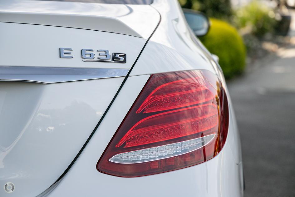 2019 Mercedes-Benz E 63 AMG S Sedan
