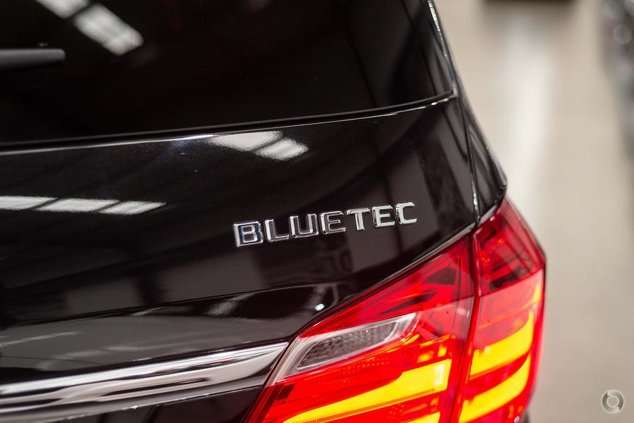 2014 Mercedes-Benz GL350 BlueTEC X166