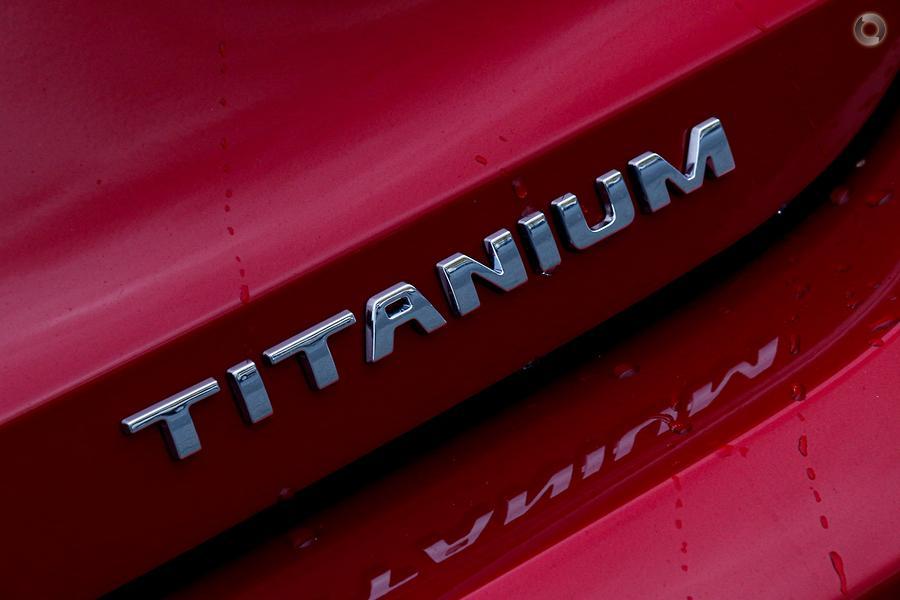 2018 Ford Focus Titanium SA