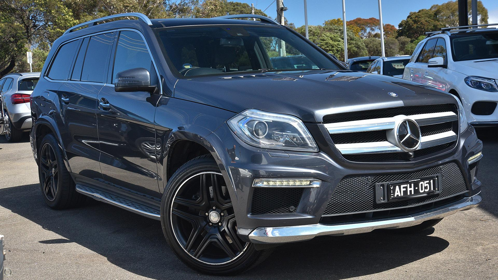 2015 Mercedes-Benz GL 350 BLUETEC EDITION S Wagon