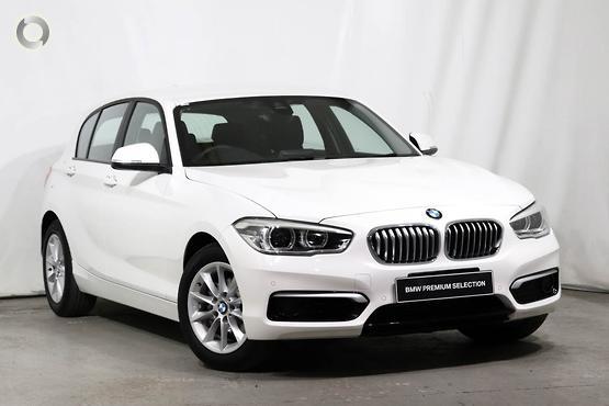 2018 BMW 1 Series 118i Urban Line
