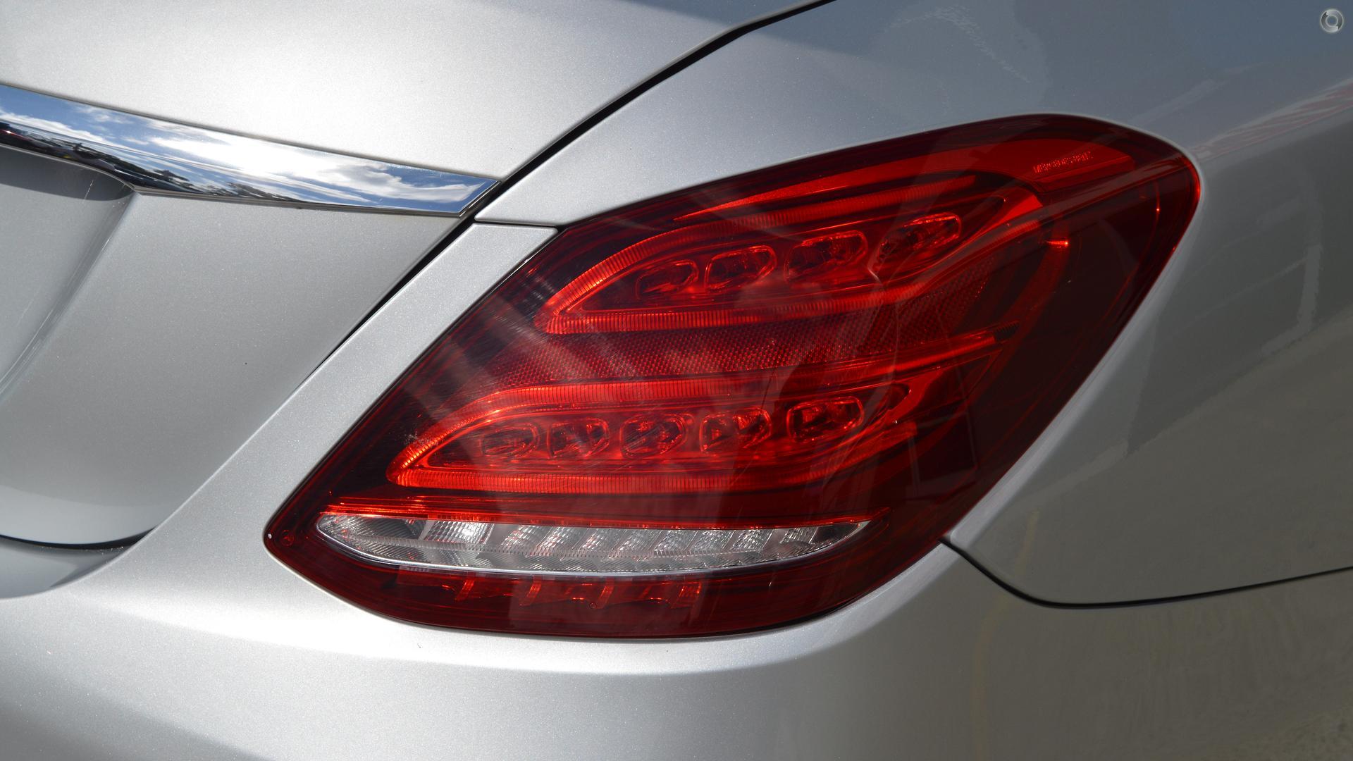 2014 Mercedes-benz C250  W205
