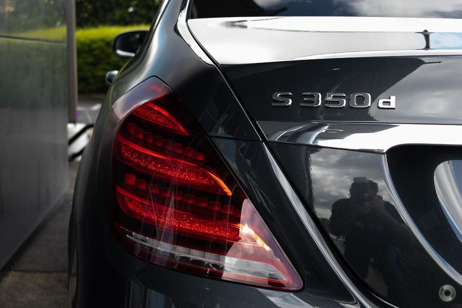 2019 Mercedes-Benz S 350 D Sedan