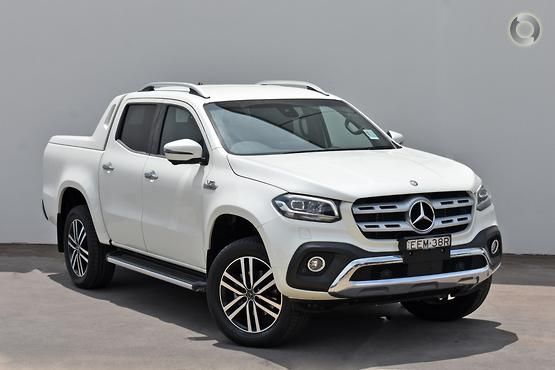 2019 Mercedes-Benz X 350 D POWER
