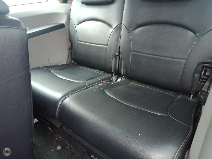 2009 Mitsubishi Grandis VR-X BA