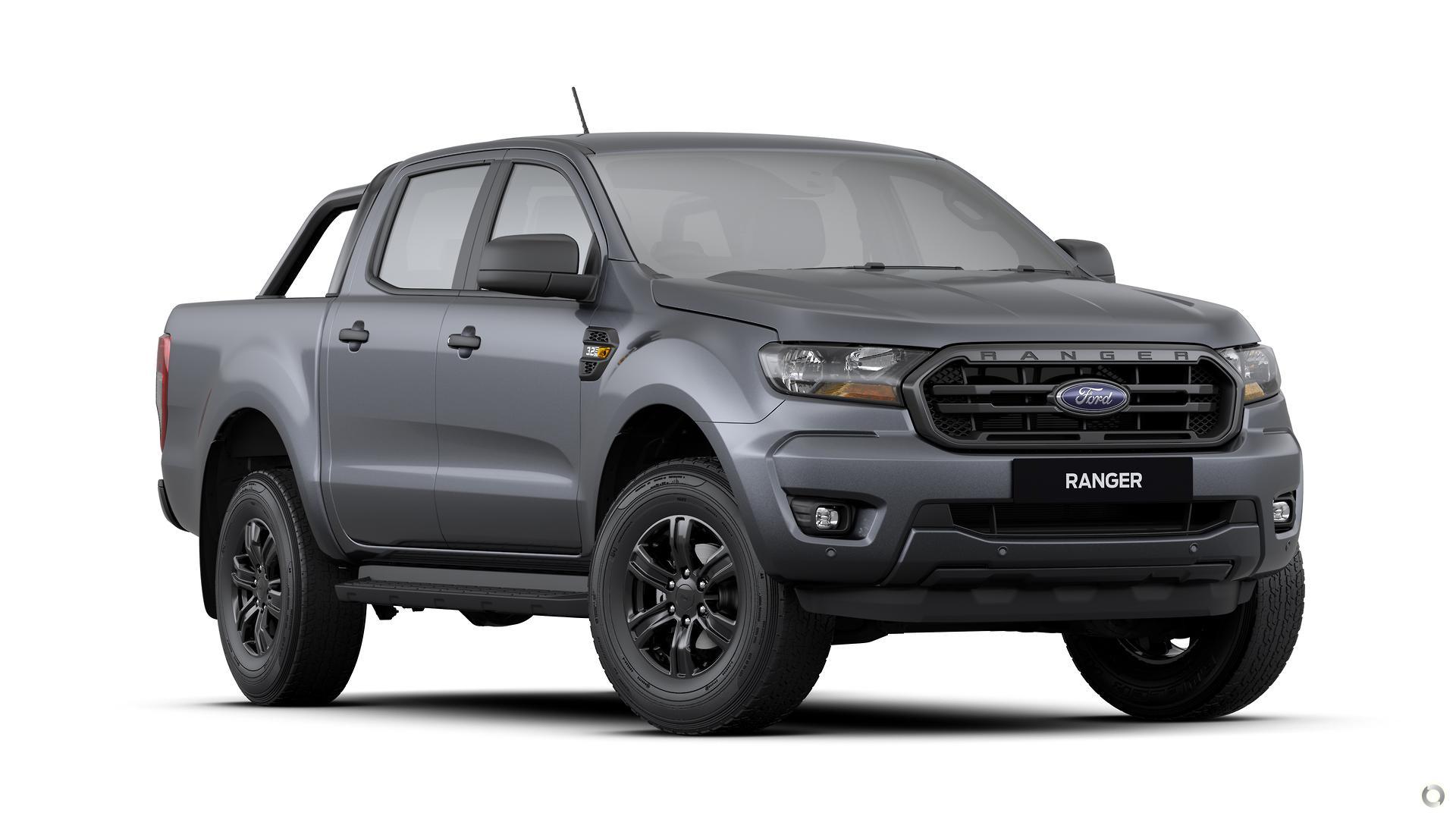 2019 Ford Ranger Sport PX MkIII