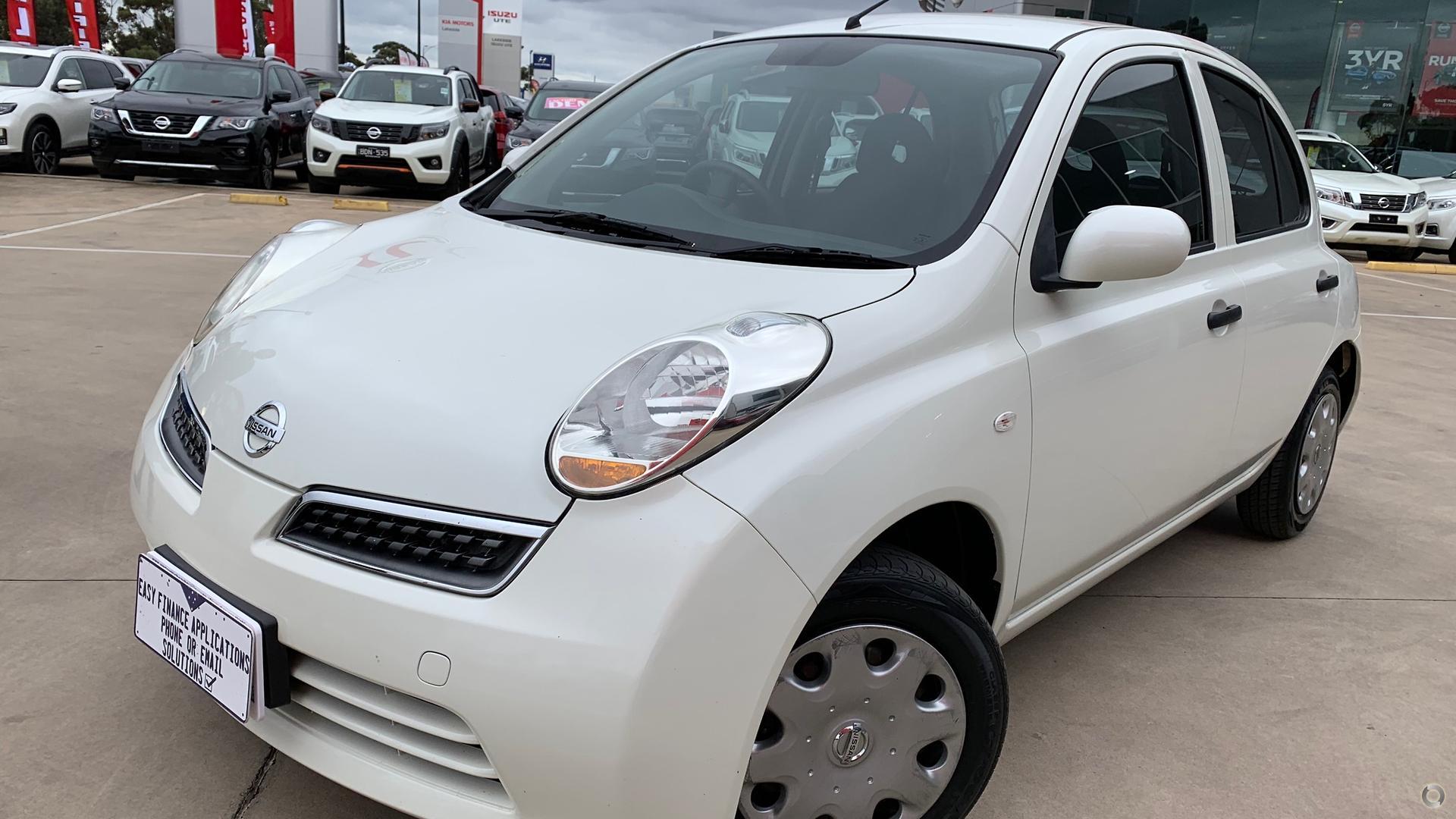 2010 Nissan Micra  K12
