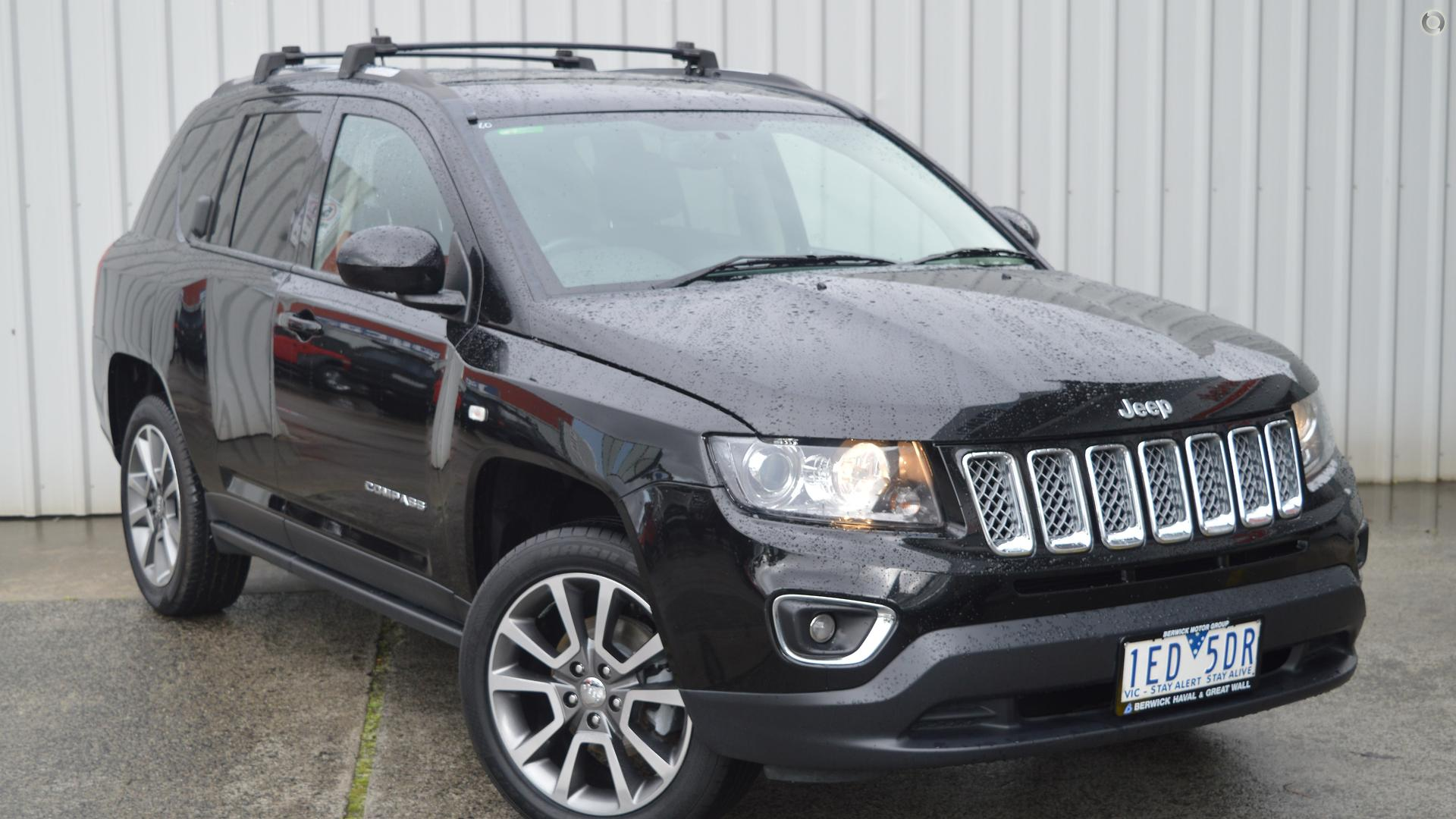 2015 Jeep Compass MK