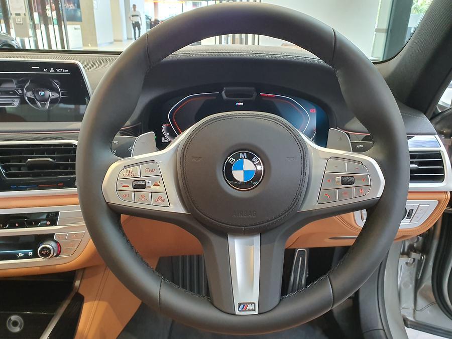 2019 BMW 750i xDrive