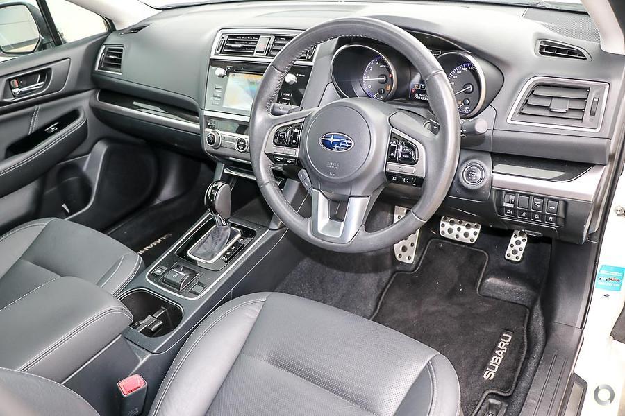 2017 Subaru Liberty 2.5i Premium 6GEN
