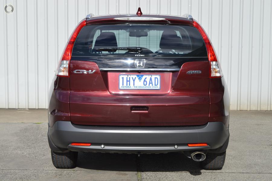 2013 Honda CR-V VTi-S RM