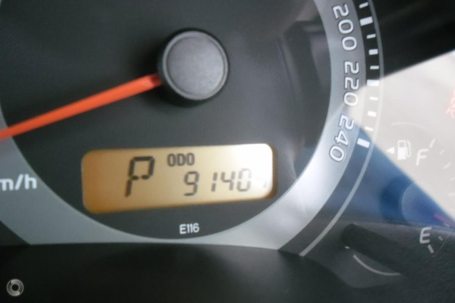 2011 Toyota Corolla Ascent ZRE152R