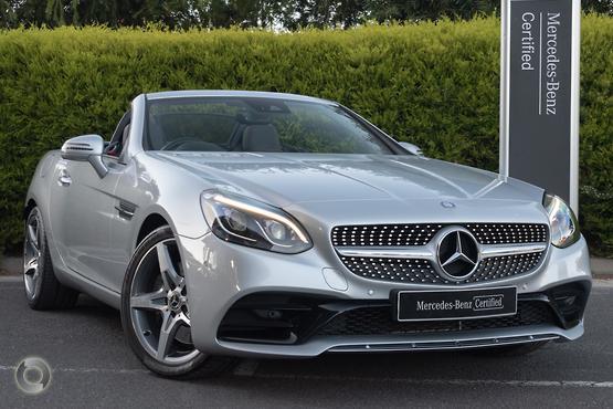 2017 Mercedes-Benz SLC 200