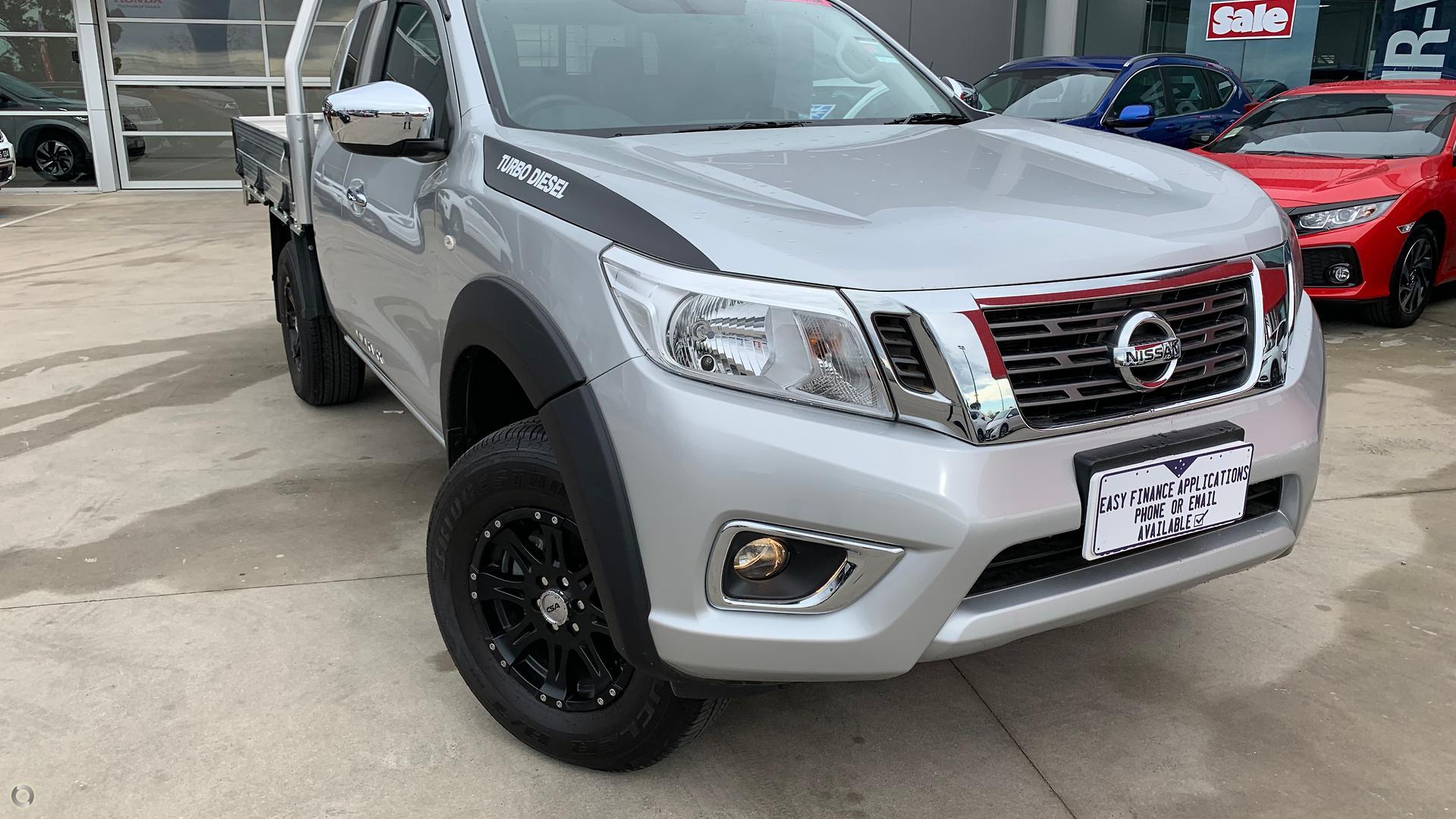 2018 Nissan Navara RX