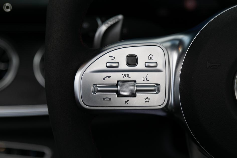 2018 Mercedes-Benz E 53 Cabriolet