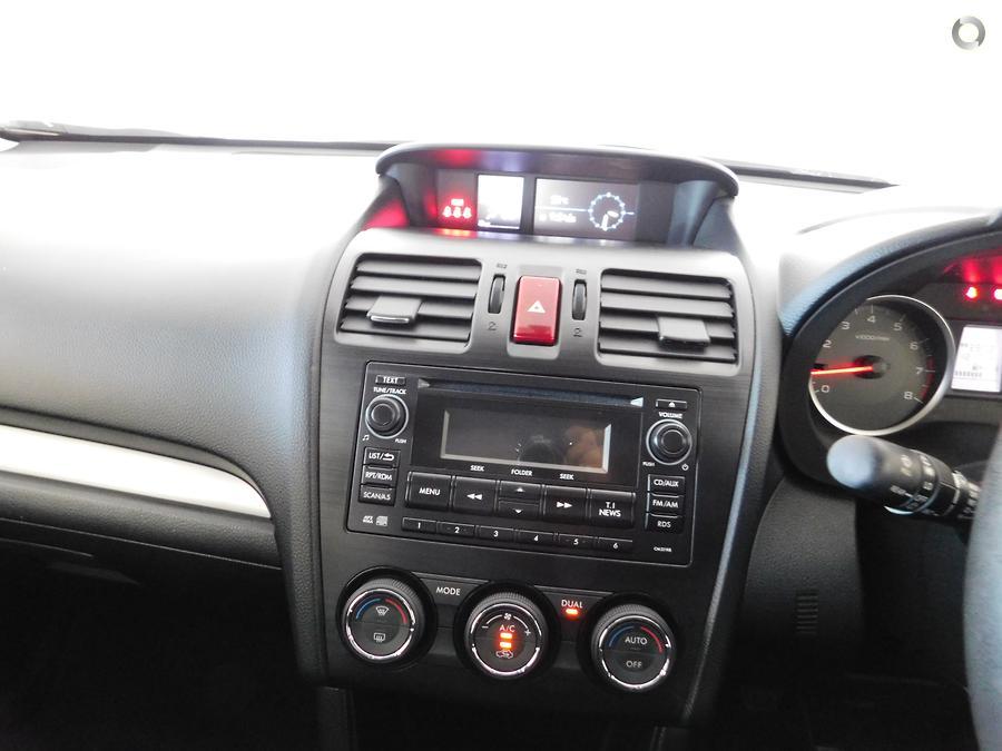 2012 Subaru Impreza 2.0i G4