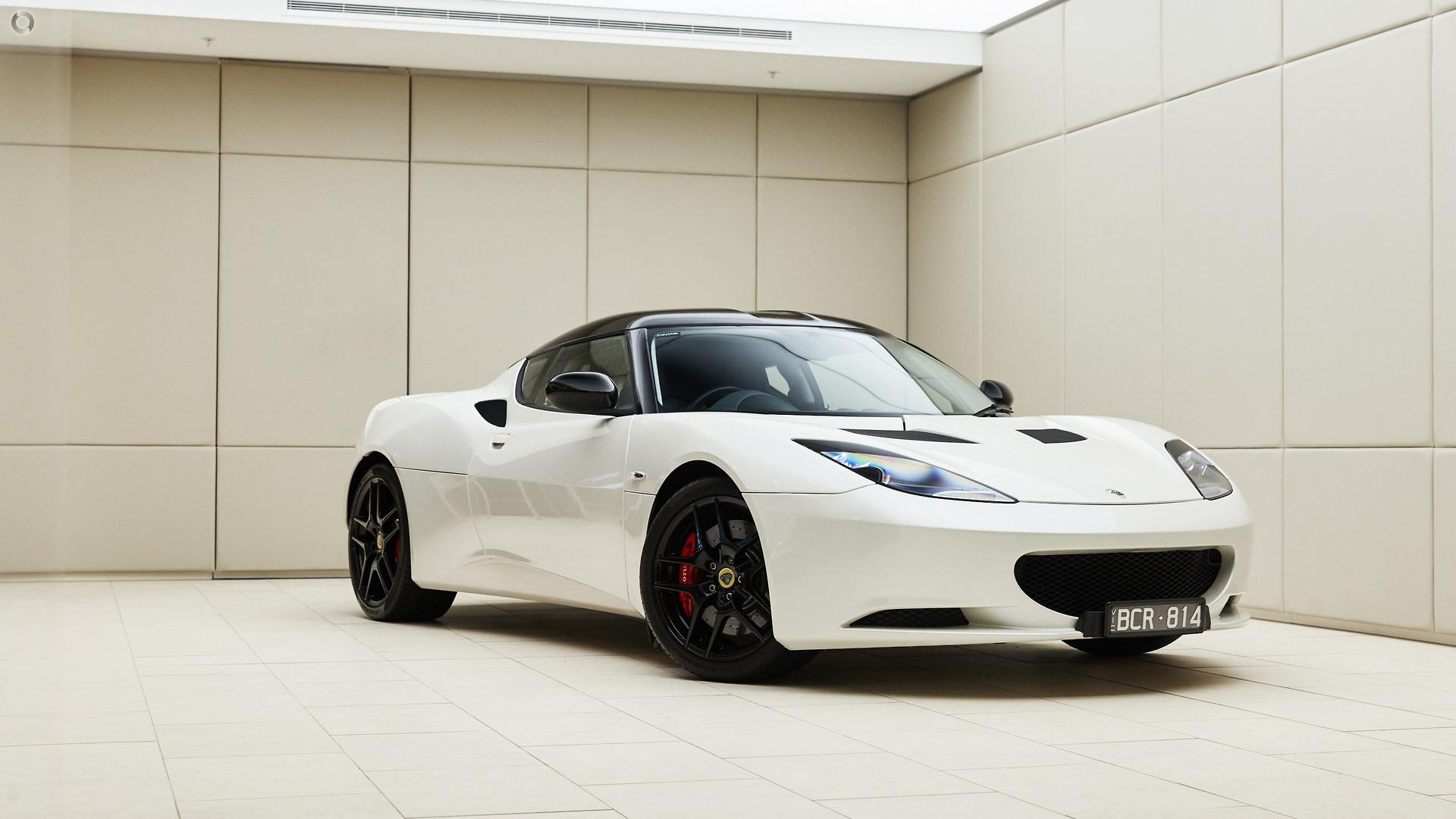 2010 Lotus Evora  Type 122