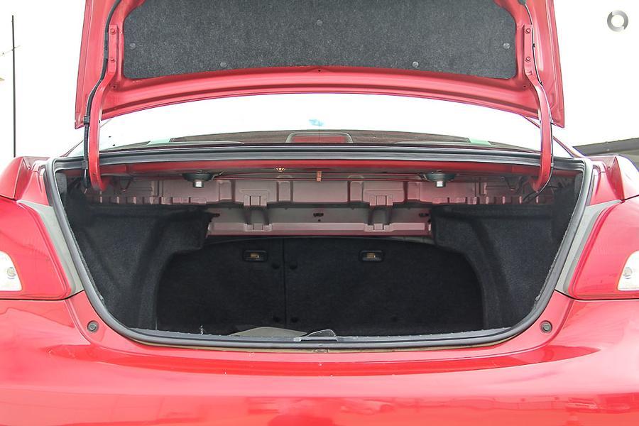 2009 Toyota Yaris YRS NCP93R