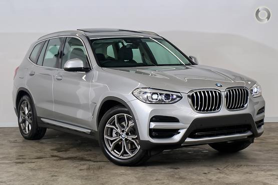 2018 BMW X 3 sDrive20i