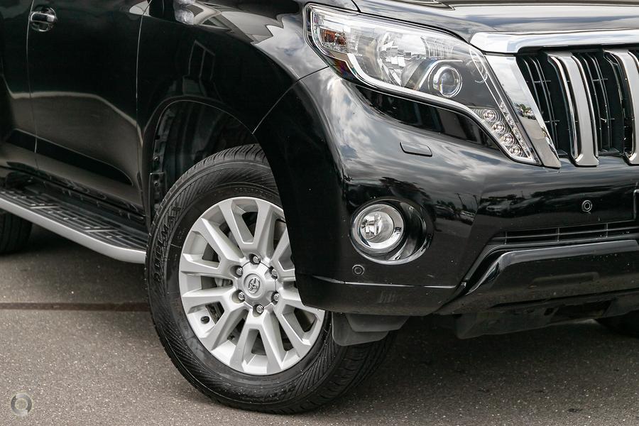 2014 Toyota Landcruiser Prado Kakadu