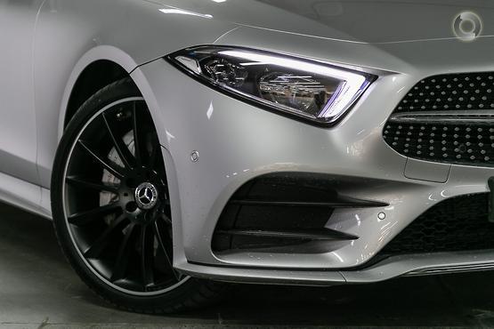 2018 Mercedes-Benz CLS 350