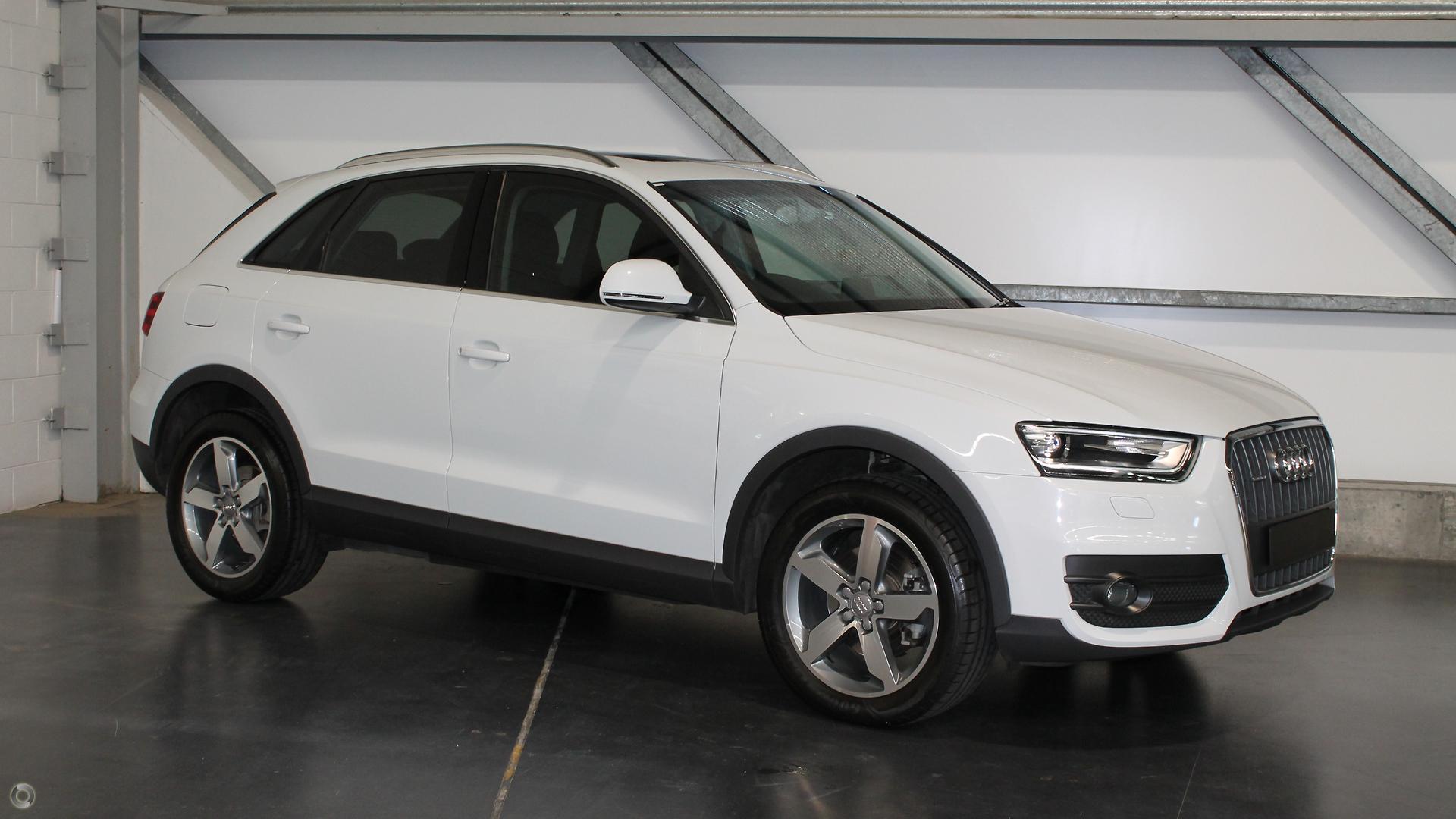 2014 Audi Q3 8U