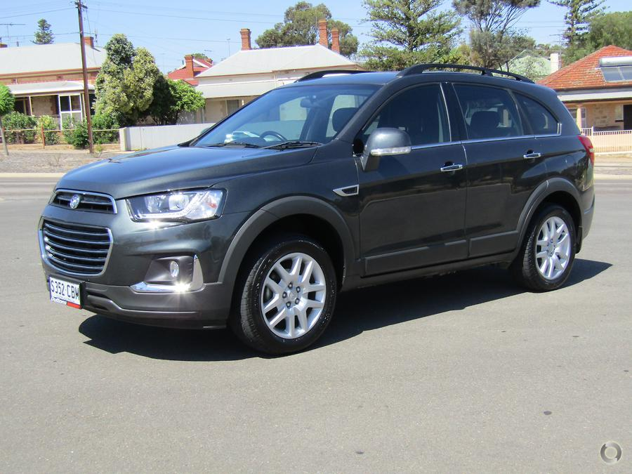 2017 Holden Captiva Active CG
