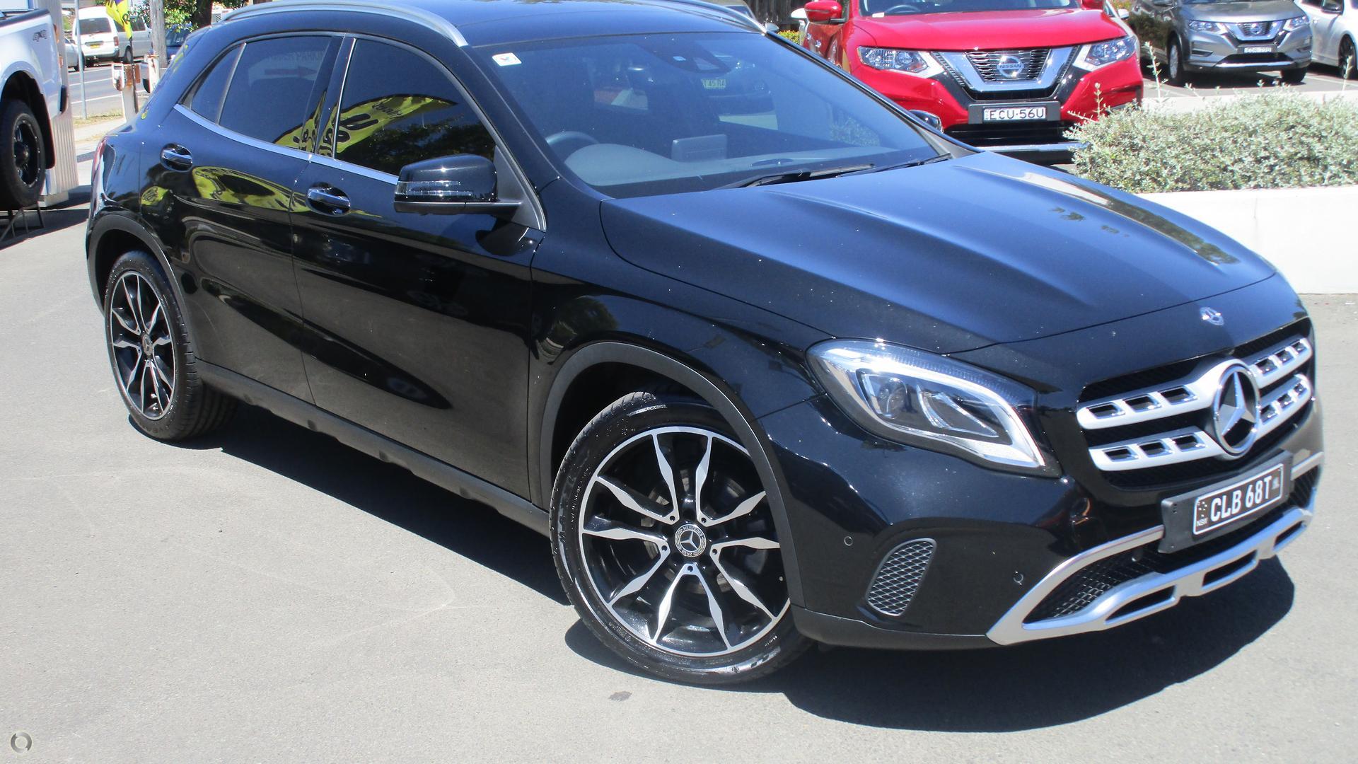 2018 Mercedes-benz Gla220 D  X156