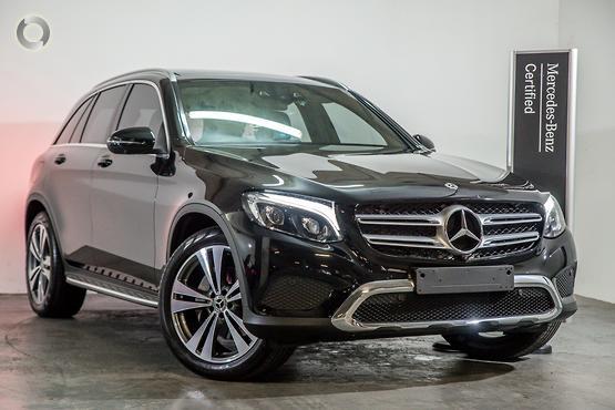 2018 Mercedes-Benz GLC 220 D