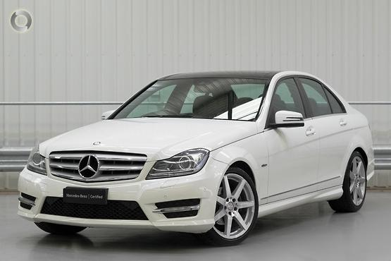 2012 Mercedes-Benz C 250 CDI BLUEEFFICIENCY ELEGANCE