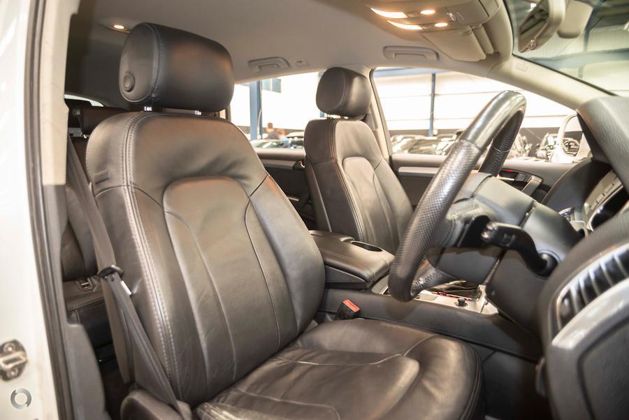 2009 Audi Q7 TDI (No Series)