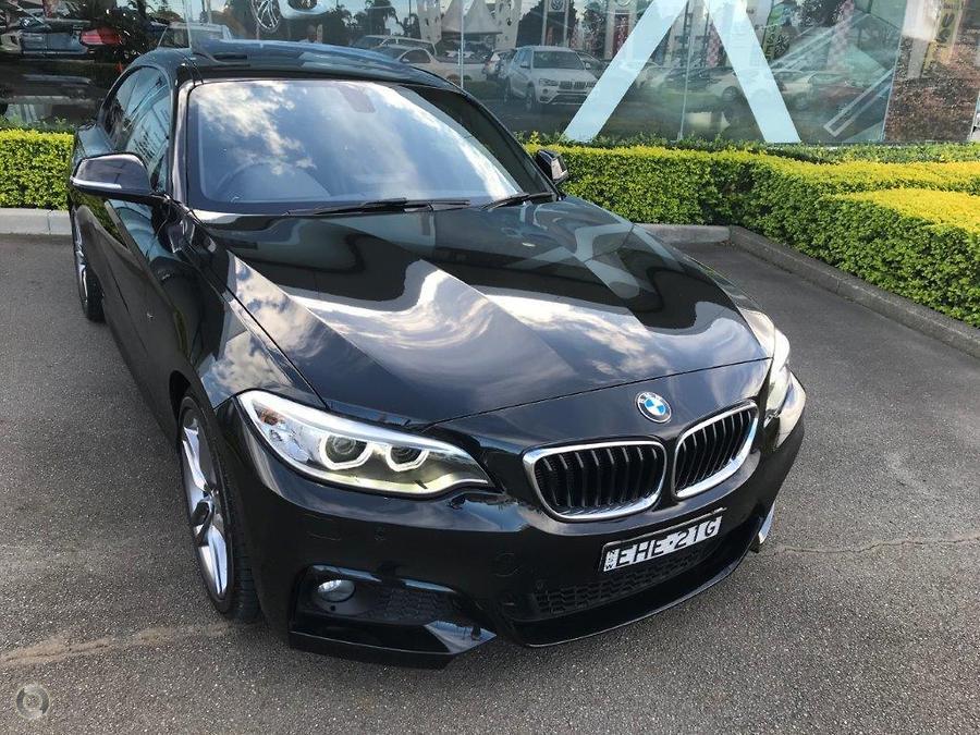 2014 BMW 228i M Sport
