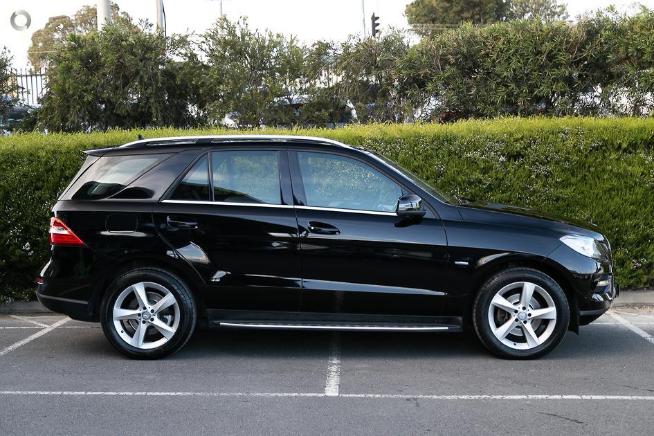 2012 Mercedes-Benz ML 250 Suv
