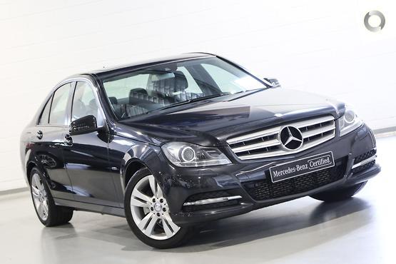 2011 Mercedes-Benz C 200 BLUEEFFICIENCY