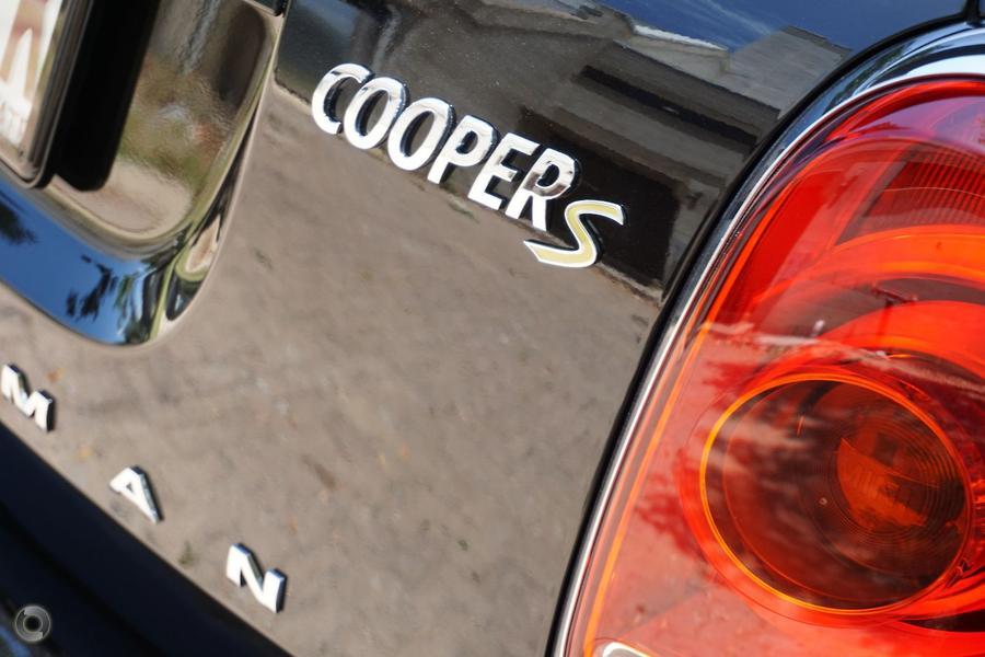 2019 MINI Countryman Cooper S E