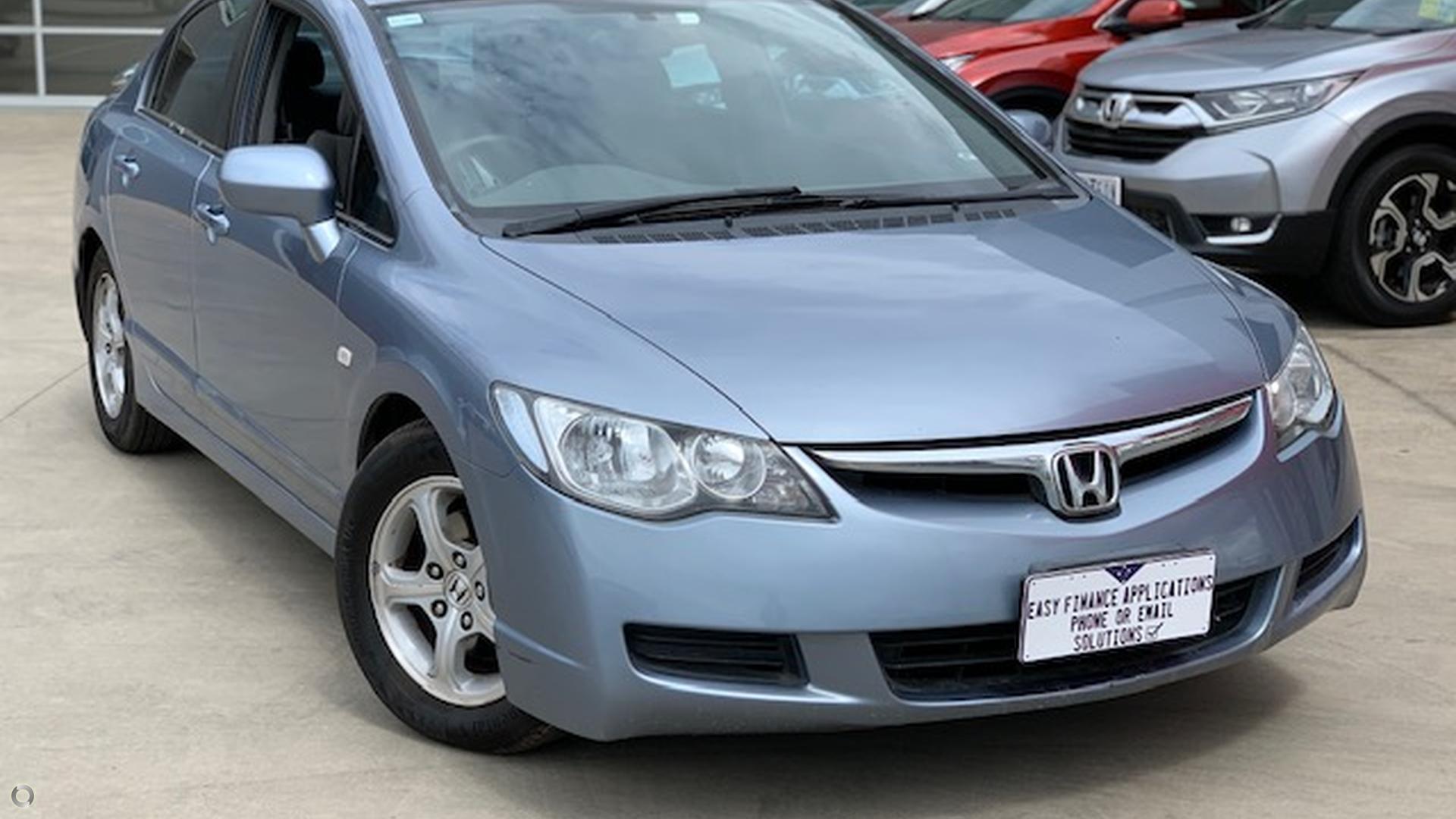 2006 Honda Civic VTi-L 8th Gen