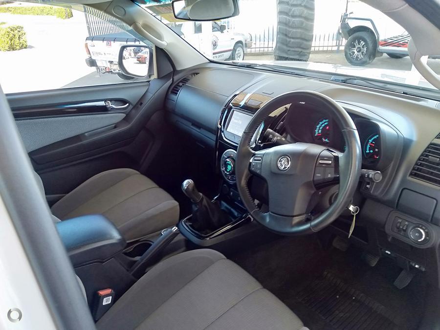 2016 Holden Colorado LTZ RG