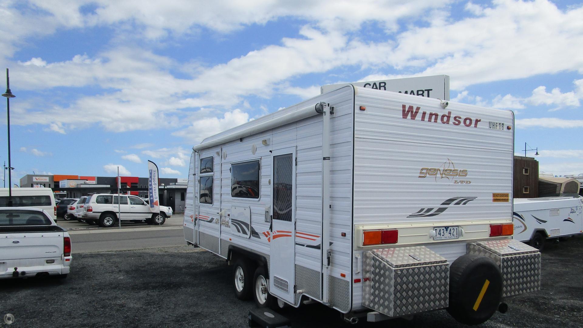 2009 Windsor Genesis
