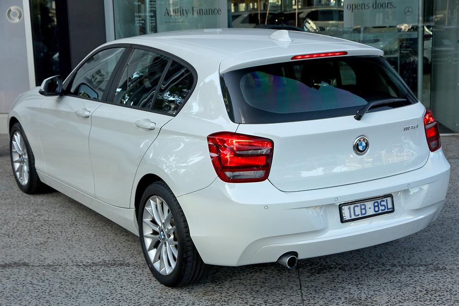 2014 Bmw 118 D Hatch