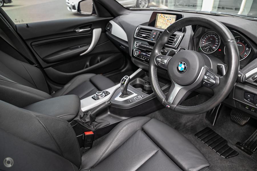 2016 BMW 125i M Sport