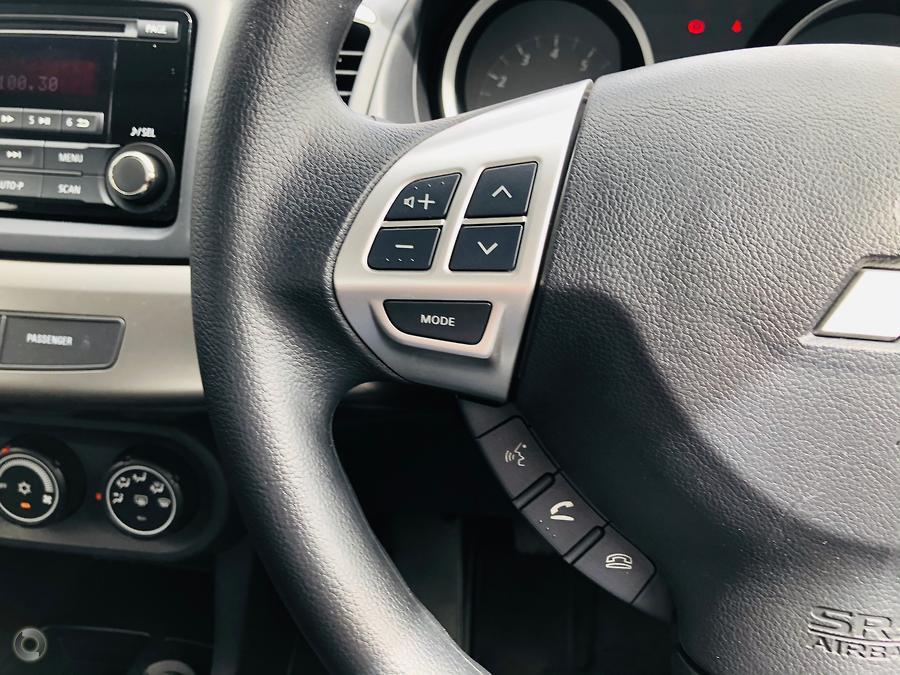2013 Mitsubishi Lancer ES CJ