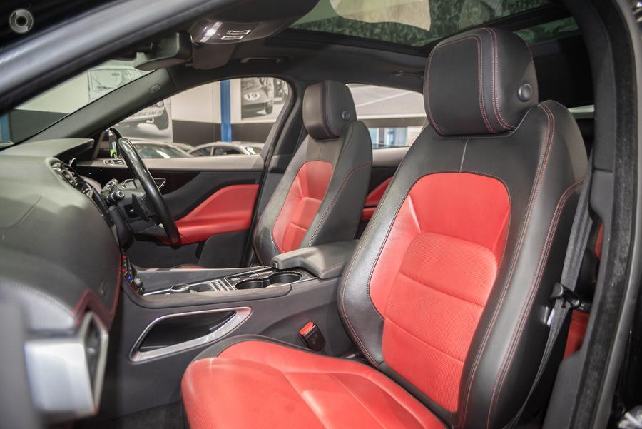 2016 Jaguar F-PACE 30d R-Sport X761