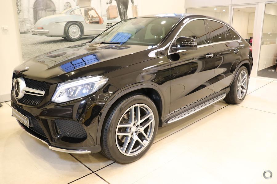 2016 Mercedes-Benz GLE350 d  C292